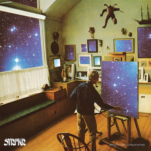 Starfucker (STRFKR) - Being No One, Going Nowhere