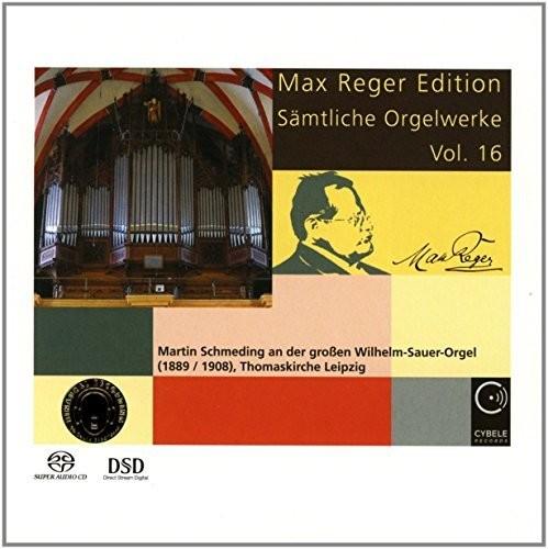 Complete Organ Works 16