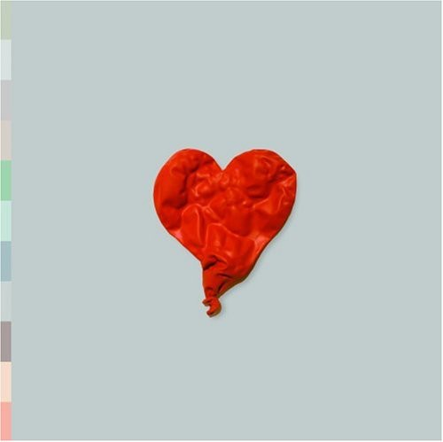 Kanye West-808s and Heartbreak