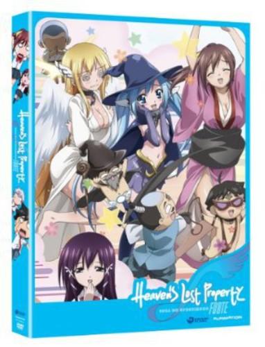 Heaven's Lost Property: Forte - The Complete Season 2