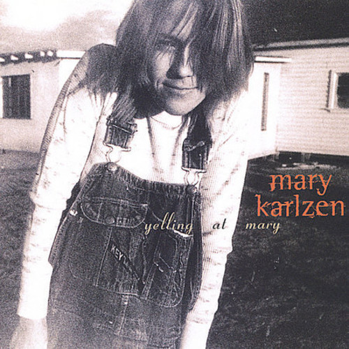 Yelling at Mary-2003 Issue