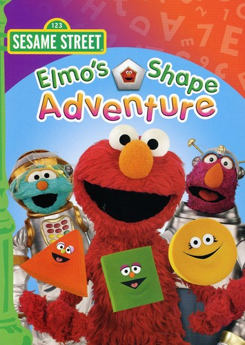 Elmo's Shape Adventure