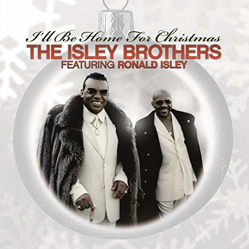 Isley Brothers / Ron Isley - I'll Be Home For Christmas [Colored Vinyl] (Red)