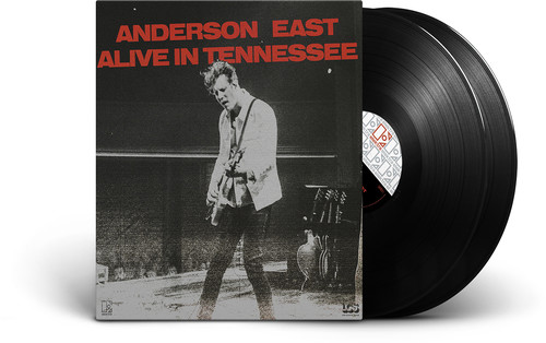 Anderson East - Alive In Tennessee [2LP]