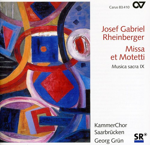 Missa Et Motetti