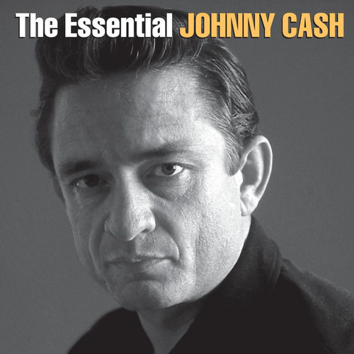 Johnny Cash - The Essential Johnny Cash [2LP]