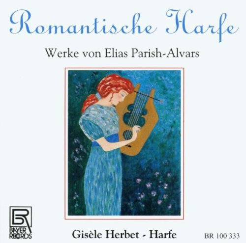 Romantic Music for Solo Harp