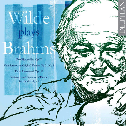 Wilde Plays Brahms