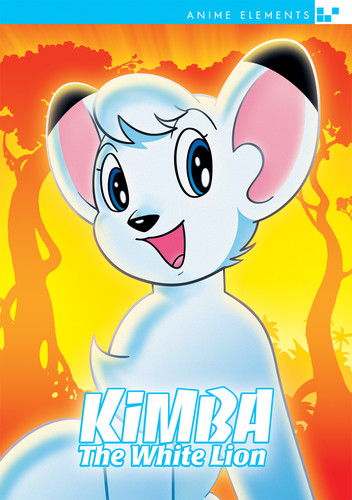 Kimba: The White Lion Complete Collection - Anime Element