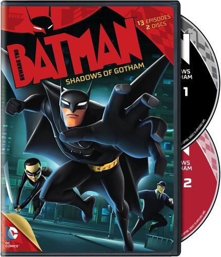 Beware the Batman: Season 1 Part 1: Shadows of Gotham