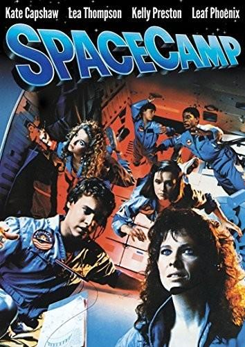 Larry B. Scott - Space Camp (1986)