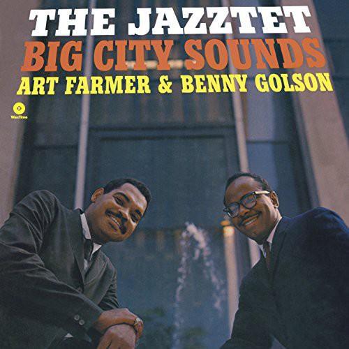 Jazztet Big City Sounds [Import]