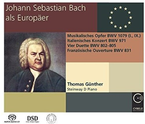 Johann Sebastian Bach The European