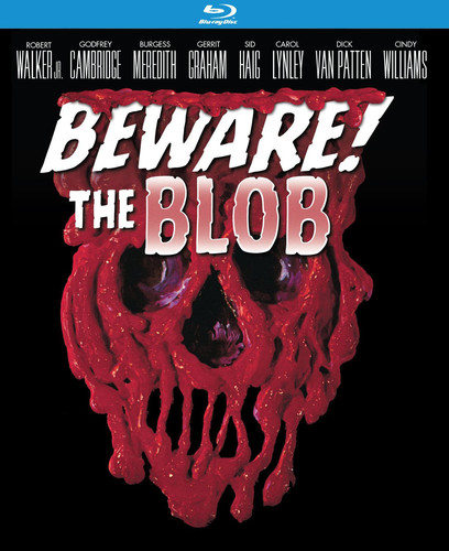 - Beware The Blob (1972) Aka Son Of Blob