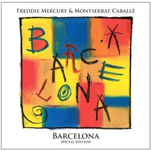 Freddie Mercury & Montserrat Caballe - Barcelona: Special Edition [Import]
