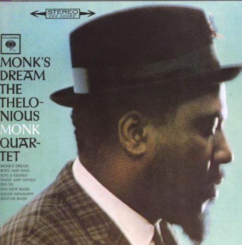 Thelonious Monk - Monk's Dream (Bonus Track) [Colored Vinyl] [Limited Edition] [180 Gram]