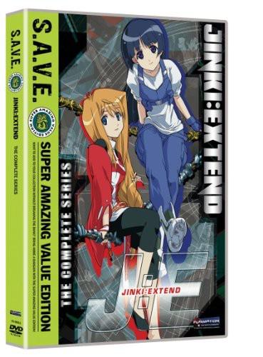 Jinki Extend: Complete Box Set - S.A.V.E.
