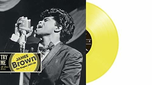 James Brown - Try Me: Selected Singles 1957-1958 [Colored Vinyl] (Fra)