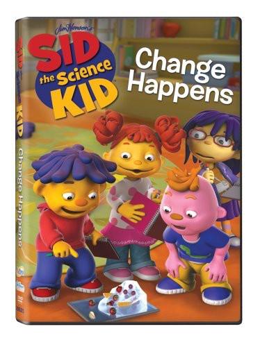 Sid the Science Kid: Change Happens