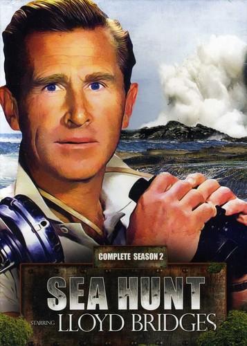 Sea Hunt: The Complete Season Two