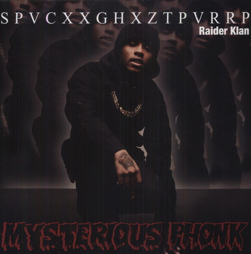 Mysterious Phonk: Chronicles of Spaceghostpurrp [Import]