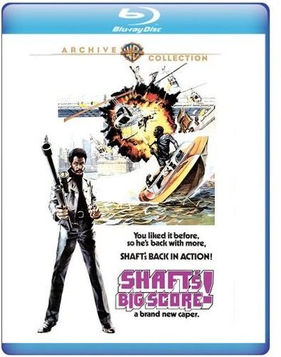 Shaft [Movie] - Shaft's Big Score!