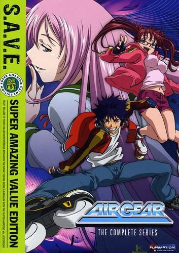 Air Gear: Complete - S.A.V.E.