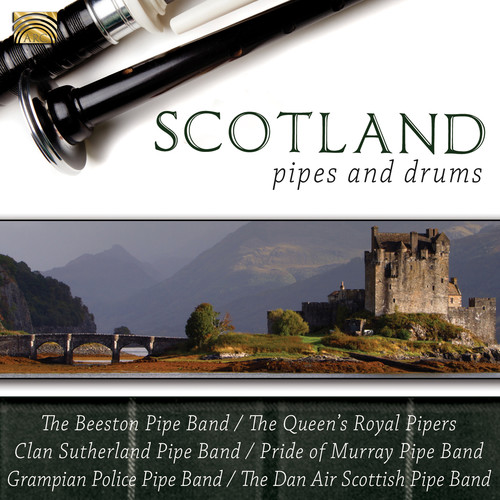 Scotland-Pipes & Drums