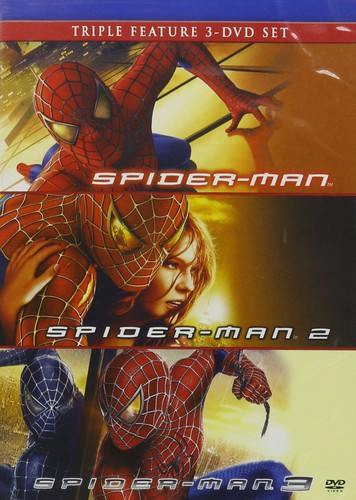 Spider-Man Triple Feature