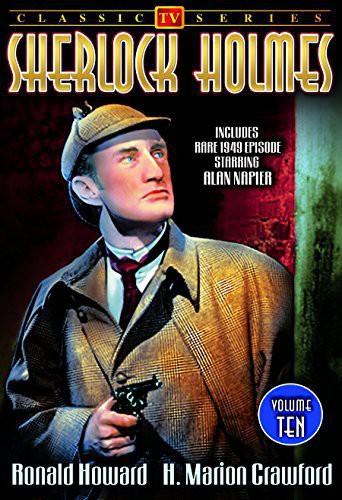 Sherlock Holmes 10: 4 Episode Collection