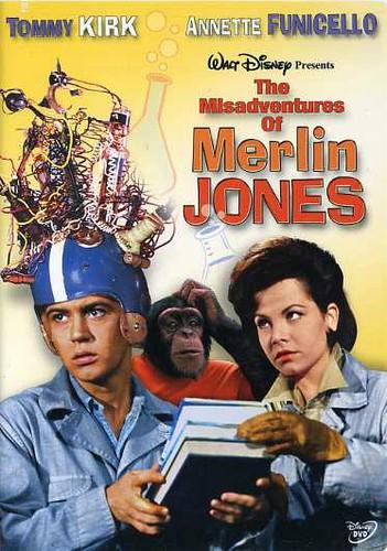 The Misadventures of Merlin Jones
