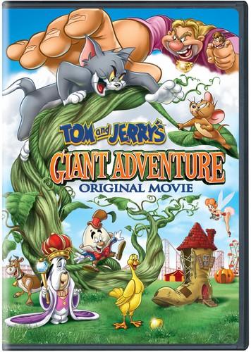 Tom & Jerry - Tom and Jerry's Giant Adventure (With Bonus Discs)