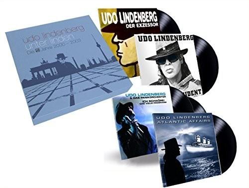Udo Lindenberg - Unter Linden (Panik In Berlin) (Box) (Ger)