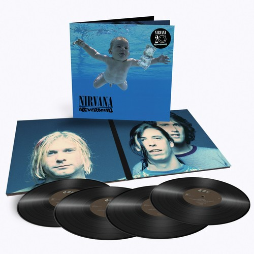 Nirvana - Nevermind [Limited Edition 4 LP Deluxe Edition]