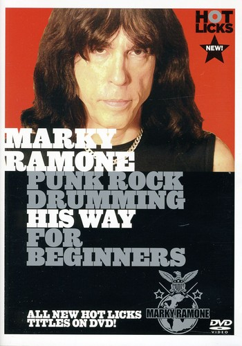 Ramone, Marky: Punk Rock Drumming His Way for
