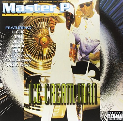 Master P - Ice Cream Man [2LP]