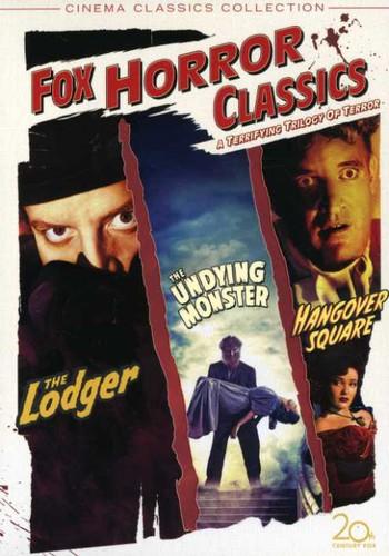 Fox Horror Classics Collection