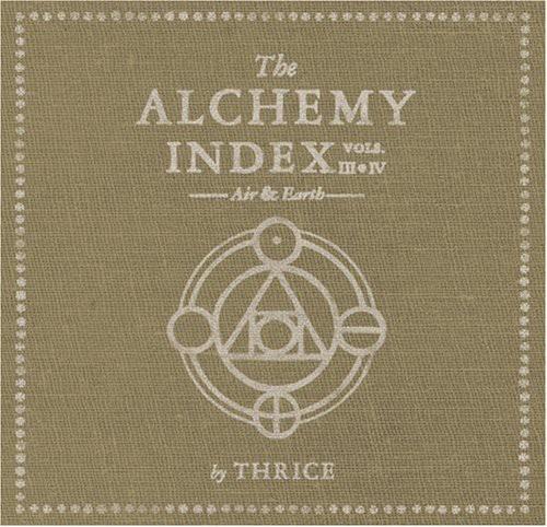 Thrice - Vol. 3-4-Alchemy Index