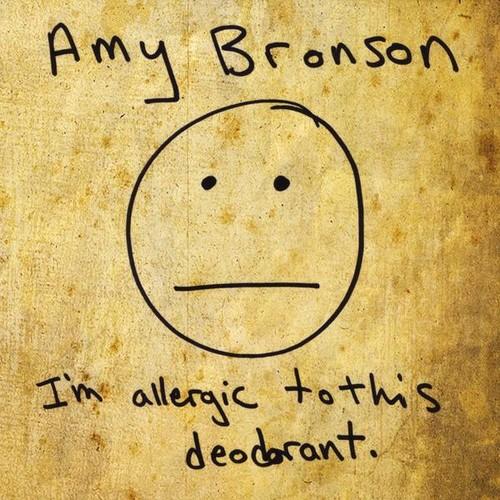 I'm Allergic to This Deodorant.