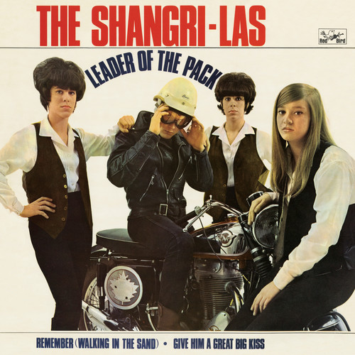 Shangri-Las - Leader Of The Pack [Limited Edition] (Pnk)
