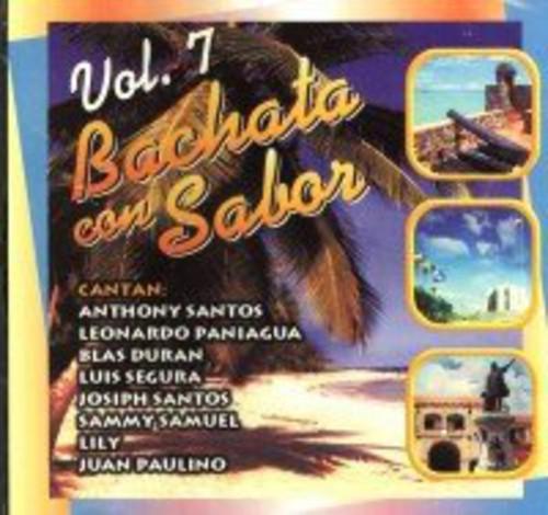 Bachata Con Sabor Vol 7