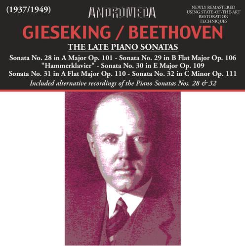 Klaviersonaten 28-32 Saarbruck