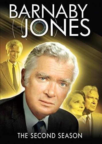 Barnaby Jones: The Second Season