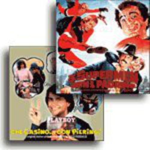 Che Casino Con Pierino /  3 Supermen Contr (Original Soundtrack) [Import]