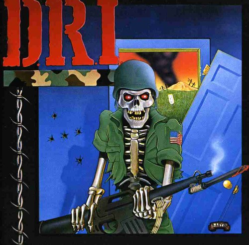 Dri - The Dirty Rotten LP On CD