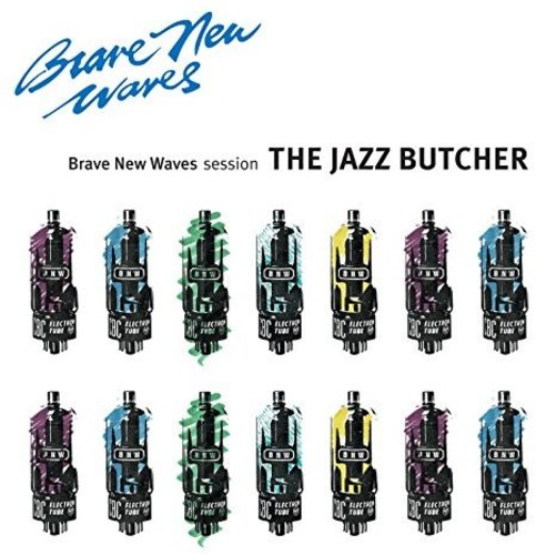 The Jazz Butcher - Brave New Waves Session