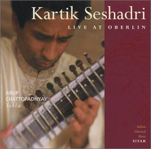 Seshadri/Chaterjee - Live At Oberlin