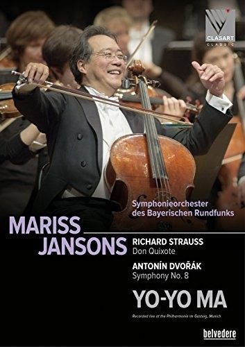 Strauss: Don Quixote; Dvorak: Symphony No.8