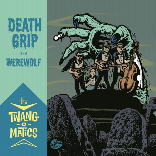 Death Grip/ Werewolf