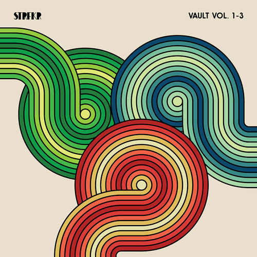 Starfucker (STRFKR) - Vault Vol. 1-3 [3CD]